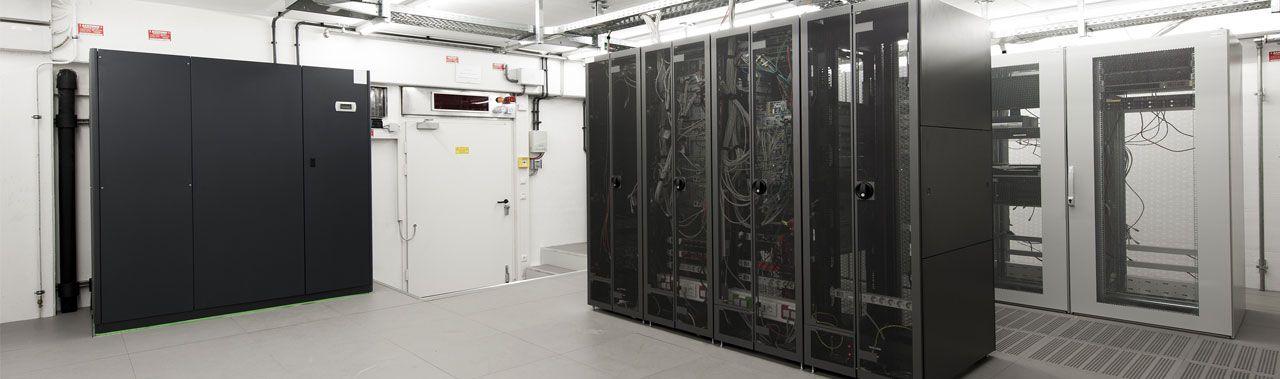 数据中心机房解决方案